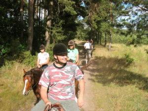 wyjazd w teren w okolicy Qnia 2003-2005